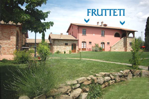 Apartment Frutteti: Self Catering Apartment with pool for your holidays in Tuscany. Italy