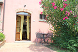 Apartment with pool to rent in Farm holidays in Tuscany, Italy