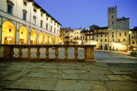 Arezzo: Places to visit in Tuscany for people staying in the farm holidays