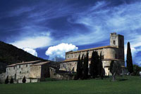 Sant'Antimo: Places to visit in Tuscany for people staying in the farm holidays